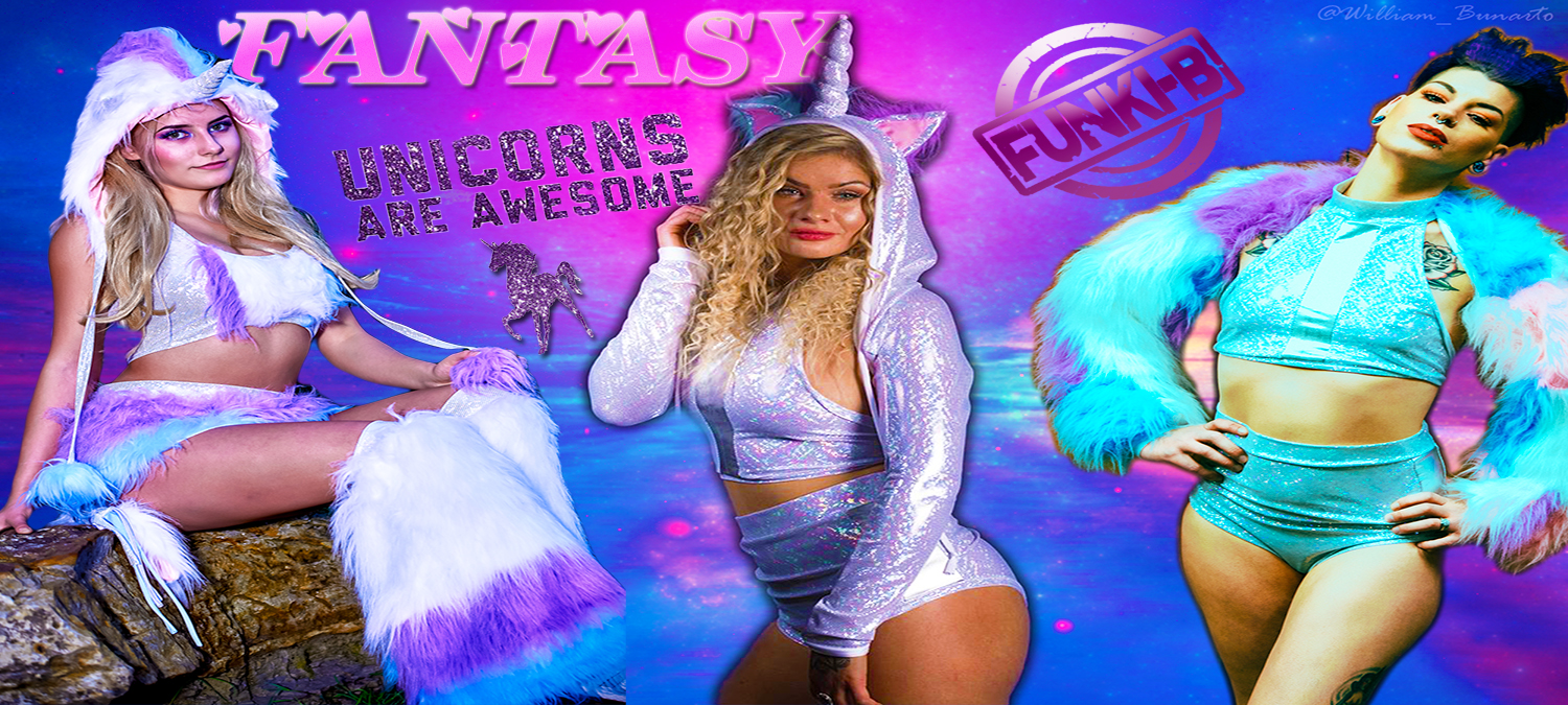 Fancy Dress - Funki-B Clubwear