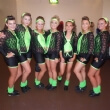 UK based dance troop in their customized batz outfits
