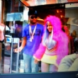 EVEN NIKKI MINAJ.. loves our fluffy hooded shrugs
