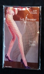 Leg Avenue FenceNet Red