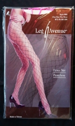 Leg Avenue FenceNet Pink