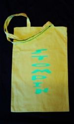 Light Green Cotton Bag