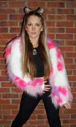 Patch Fur Shrug WPL