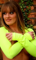 S Neon Yellow shrug 12