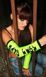 Long Arms Neon Yellow/Black