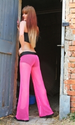 Fishnet Trousers PB